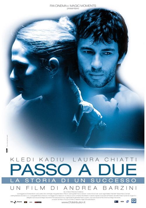 Passo A Due poster Andrea Barzini Feel Film