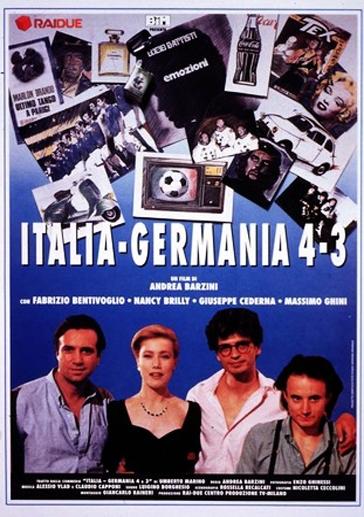 Andrea Barzini Italia-Germania 4-3