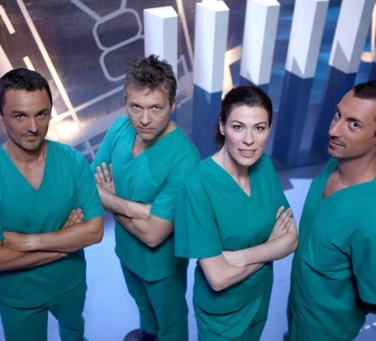 Dottori in prima linea LA7