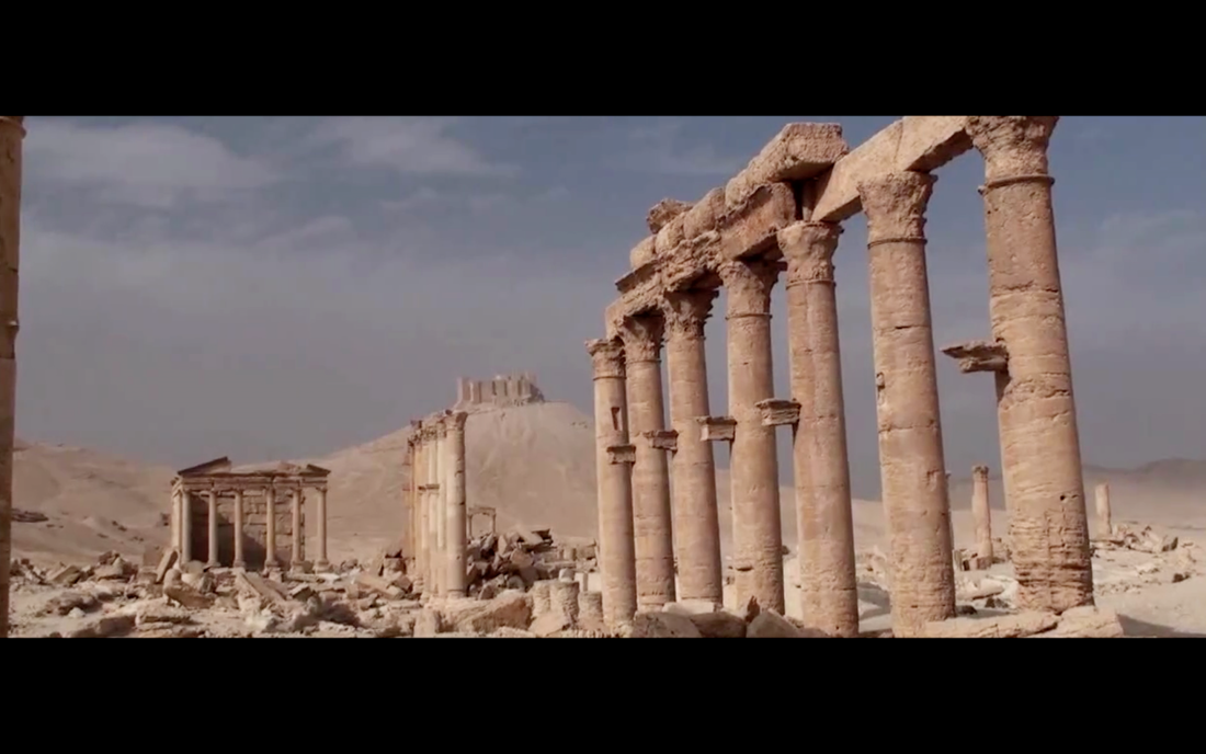 The Quake - Ancient city of Palmyra